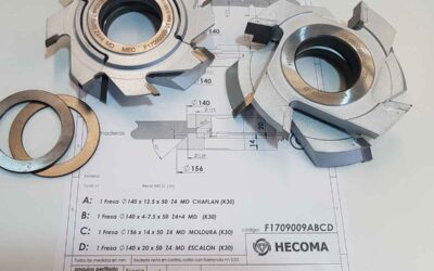 See how quick and easy it is to get your customised tool with HECOMA®