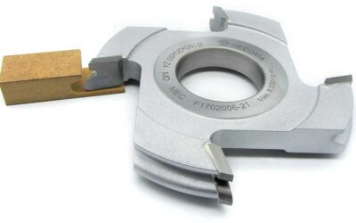 Incorporated handles milling cutters: 65% of our customers ask us for tools for this job.