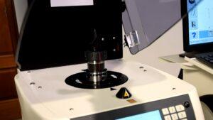 Equilibrado automático de alta precisión