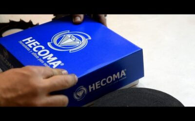 HECOMA's new tool packaging