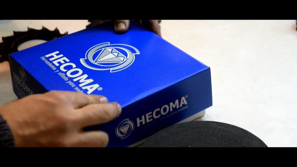 Nuevos embalajes para herramientas HECOMA
